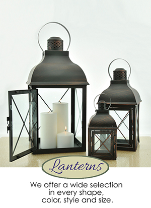 Lanterns for Sale | Giftwares Company Inc.