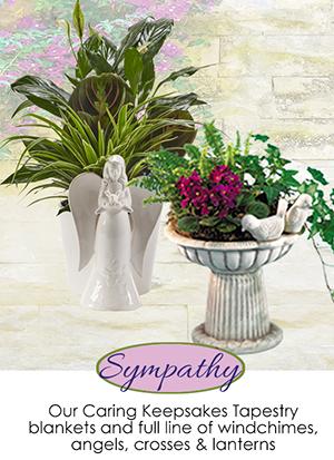 Sympathy Floral Items | Giftwares Company Inc.